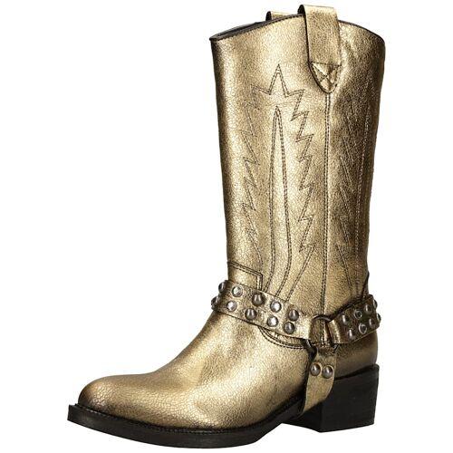 Lazamani Stiefel Lazamani Stiefel Lazamani Gold