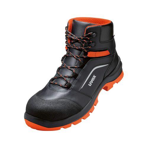 Uvex Sicherheitsstiefel uvex 2 xenova® Stiefel S3 SRC uvex schwarz/rot