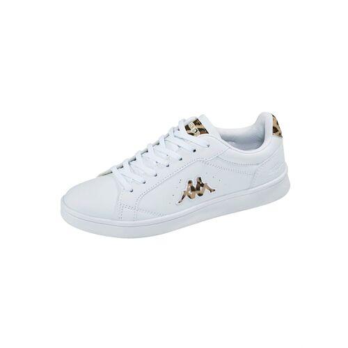 Kappa Sneaker Kappa Weiß