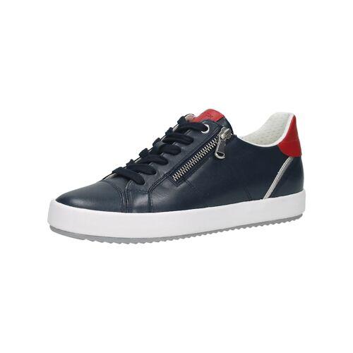 Geox Sneaker Geox Sneaker Geox Navy/Rot