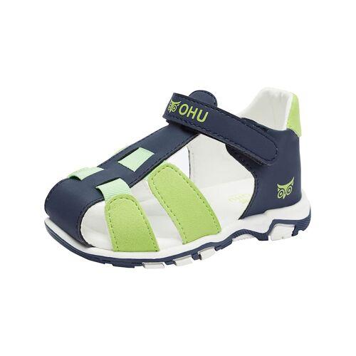 myToys-COLLECTION Sandalen O KARL für Jungen von OHU myToys-COLLECTION blau/grün