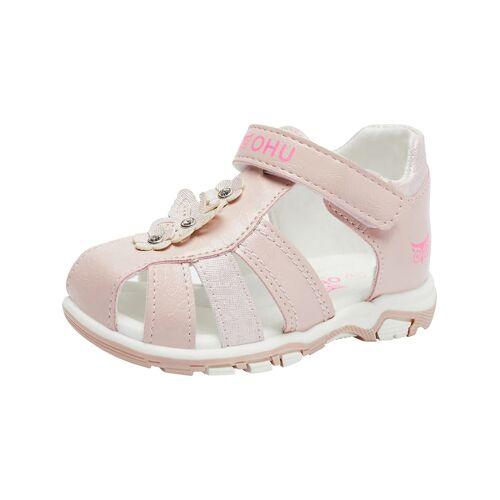 myToys-COLLECTION Sandalen O MIA für Mädchen von OHU myToys-COLLECTION pink-kombi