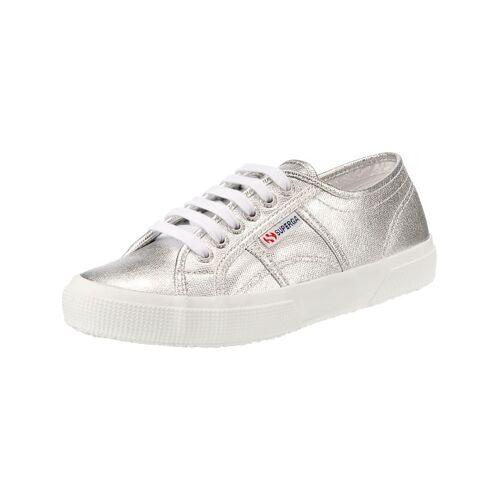 Superga 2750 Cotlaminatedw Sneakers Low Superga silber