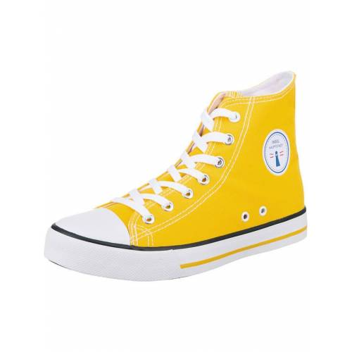 inselhauptstadt Allround City Sneaker High inselhauptstadt gelb