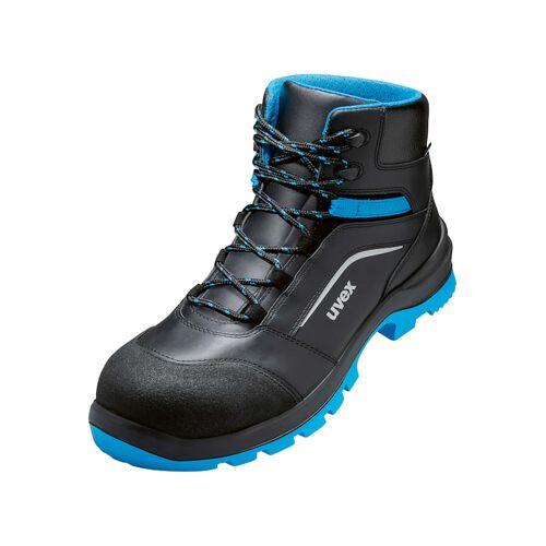 Uvex Sicherheitsstiefel uvex 2 xenova® Stiefel S3 SRC uvex schwarz/blau