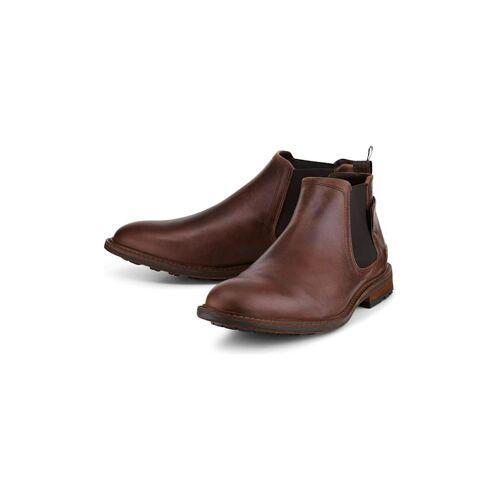 COX Chelsea Boots Chelsea-Boots COX dunkelbraun