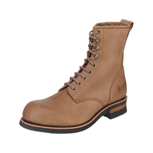 Kochmann Boots Worker Stiefeletten Kochmann Boots braun