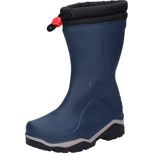 Dunlop Winterstiefel KIDS Blizzard blau Dunlop blue/grey