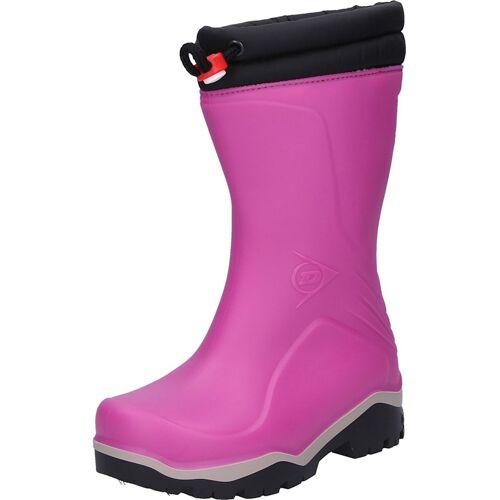 Dunlop Winterstiefel KIDS Blizzard pink Dunlop pink/grey