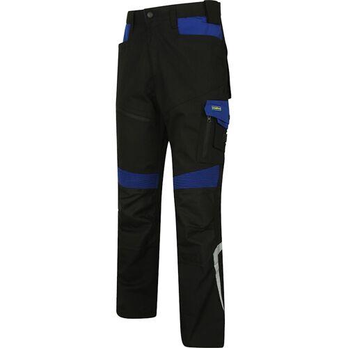 Goodyear Bekleidung Arbeitshose schwarz/blau Goodyear schwarz/blau