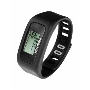 VITALmaxx Fitness-Armband Vitalmaxx Schwarz