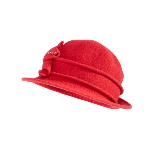 Faustmann Walkmütze Faustmann rot