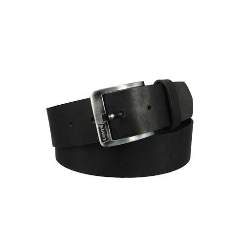 Levis belt Gürtel Ledergürtel 220378-59 Regular Black Schwarz Levi's Regular Black