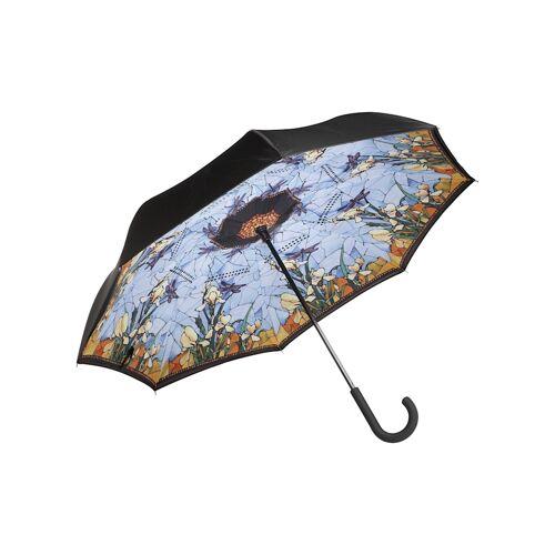 Goebel Upside-Down Schirm Louis Comfort Tiffany - Iris Goebel Tiffany - Iris