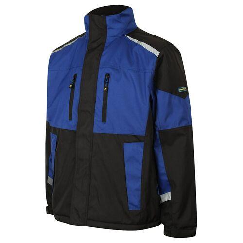 Goodyear Bekleidung Arbeitsjacke schwarz/blau Goodyear schwarz/blau