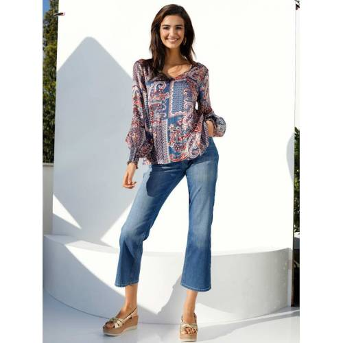 Cream Jeans Cream Blau