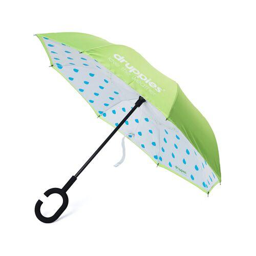 Druppies Regenschirm Druppies Regenschirm Druppies frisgroen