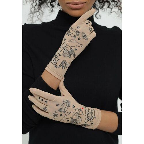 BRIKOLY Handschuhe mit Engel BRIKOLY hautfarben