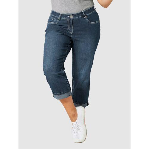 Dollywood Jeans AMY Straight Cut Dollywood Blau