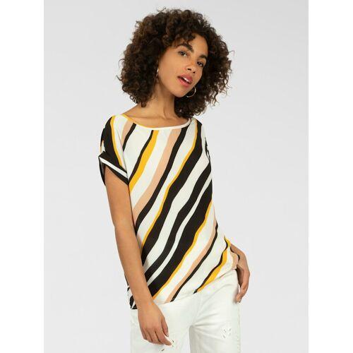 Apart Shirt mit Streifen mit Streifenmuster APART multicolor