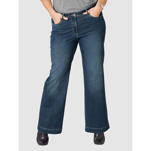 Dollywood Jeans NORA Wide Leg Dollywood Blau