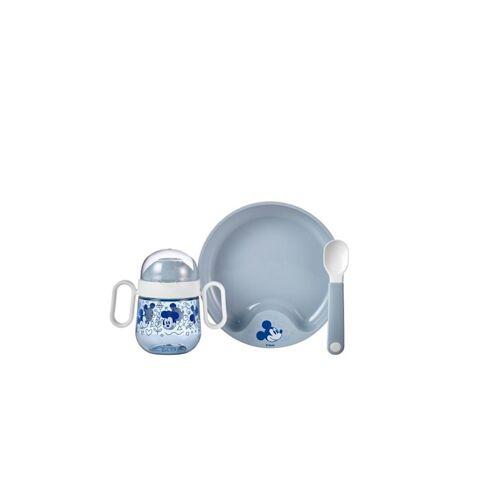 Rosti Mepal Geschirr Set Set Babygeschirr Mepal Mio 3-teilig Rosti Mepal Mickey Mouse