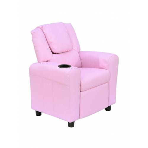 HOMCOM Kindersessel mit Liegefunktion HOMCOM rosa