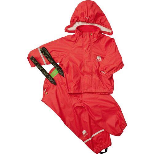 Celavi Bekleidung Kinderregenkombi rot Celavi rot