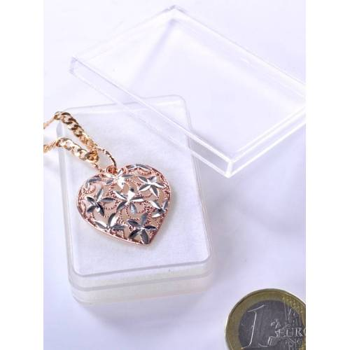 1001 Diamonds Bergkristall Anhänger 925 Silber 1001 Diamonds bunt