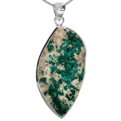 1001 Diamonds Dioptas Anhänger 925 Silber 1001 Diamonds grün