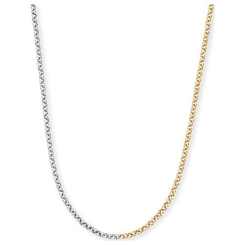 Engelsrufer Damen-Kette 925er Silber Engelsrufer silber/gold