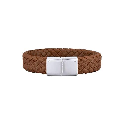 Magnetic Balance Leder-Armband Magnetic Balance Braun
