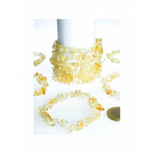 1001 Diamonds Citrin Armband 1001 Diamonds gelb