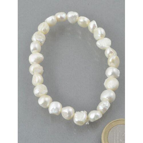 1001 Diamonds Perle Armband grau 1001 Diamonds grau