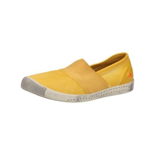 Softinos Slipper Softinos Yellow