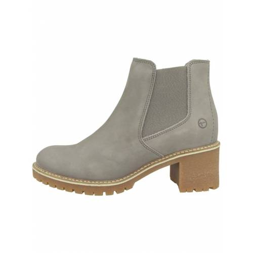 tamaris Boots 1-25447-25 Tamaris grau