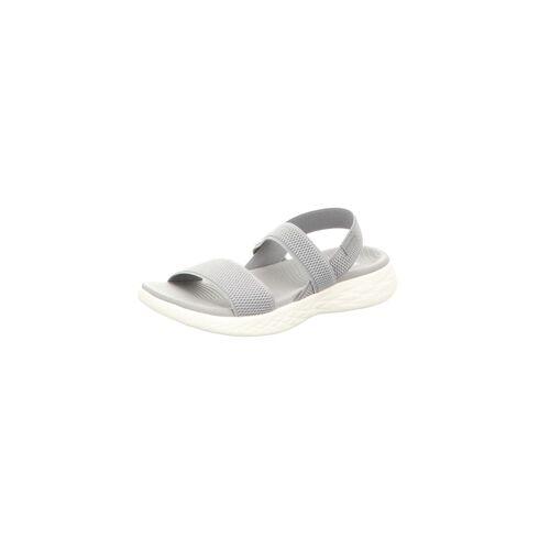 Skechers Sandalen/Sandaletten Skechers grau
