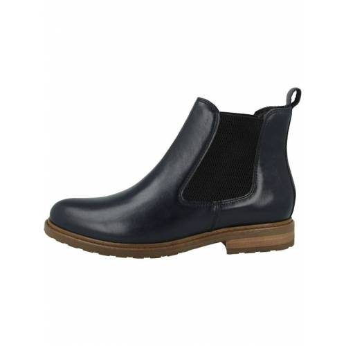 tamaris Boots 1-25056-25 Tamaris blau