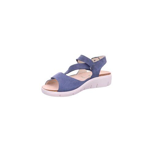 Solidus Sandalen/Sandaletten Solidus blau
