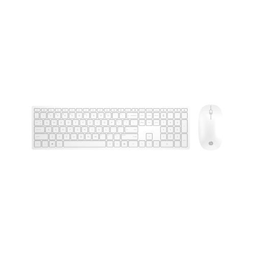 HP Desktop-Set Pavilion Wireless Keyboard and Mouse HP Weiß