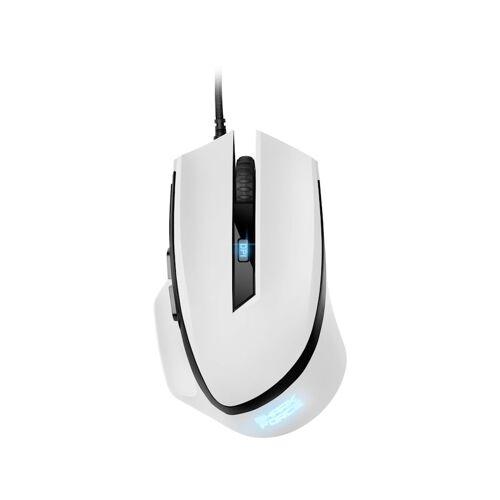 Sharkoon Gaming-Maus SHARK Force II Sharkoon Weiß