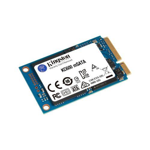 Kingston SSD KC600 1024 GB Kingston bunt/multi