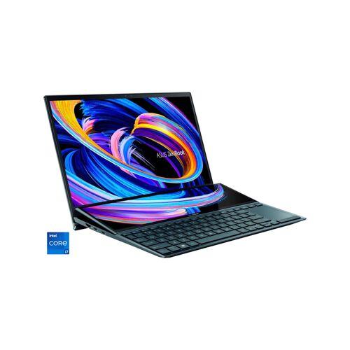 Asus Notebook ZenBook Duo 14 (UX482EA-HY197T) Asus Blau