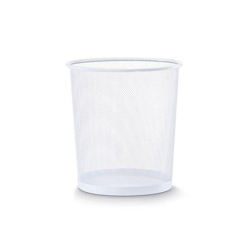 HTI-Living Papierkorb Mesh HTI-Living Weiß
