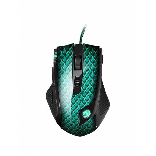 Sharkoon Gaming-Maus Drakonia Gaming Mouse Sharkoon Grün