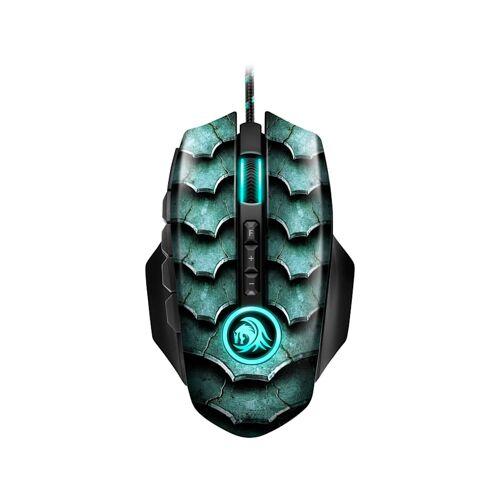 Sharkoon Gaming-Maus Drakonia II Sharkoon Grün