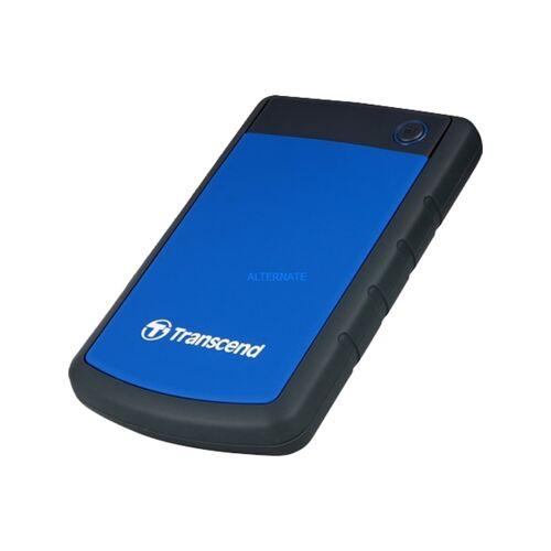 Transcend Festplatte StoreJet 25H3B 1 TB Transcend Blau