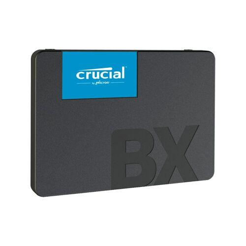 Crucial SSD BX500 2 TB Crucial Schwarz