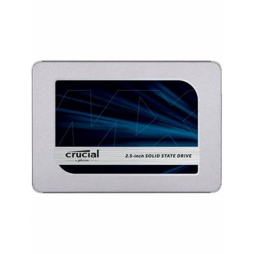 Crucial SSD MX500 2 TB Crucial bunt/multi