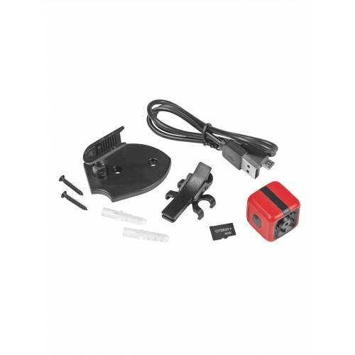EASYmaxx Mini-Videokamera EASYmaxx Rot